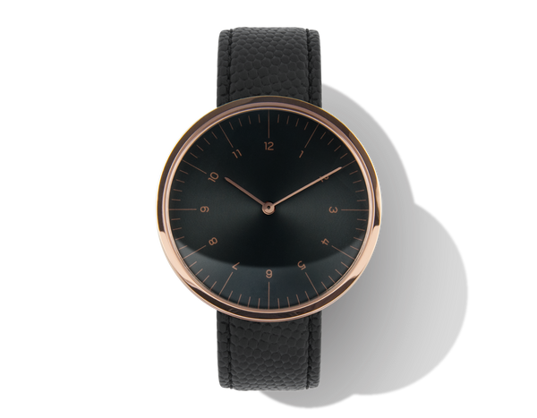 K COLLECTION Circles Rose Gold