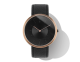 Auteur-K COLLECTION Moonlight Rose Gold-Watch-M K RG-THE UNIT STORE
