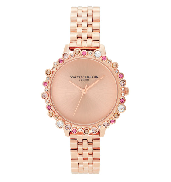 Limited Under The Sea Bejewelled Rose Gold