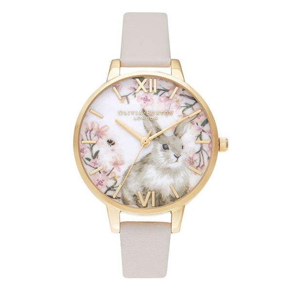 Pretty Blossom Demi Vegan Blush & Gold__OLIVIA BURTON_Watch_THE UNIT STORE