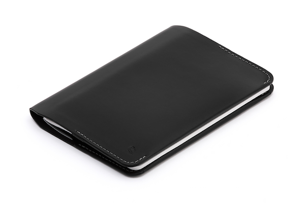 BELLROY-Notebook Cover-Tech Case-ENCA BLK-THE UNIT STORE