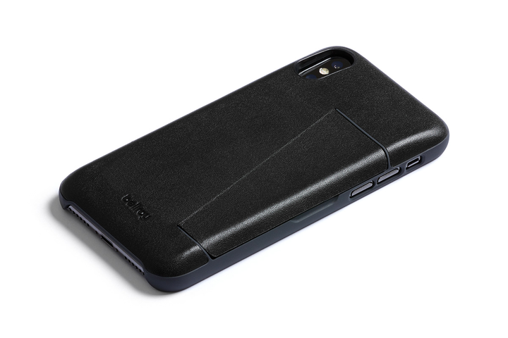 BELLROY-Phone Case 3 Card iPhone X-Tech Case-PCXB BLK-THE UNIT STORE