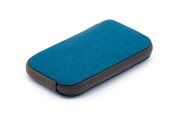 All Conditions Phone Pocket - Standard Blue-Woven