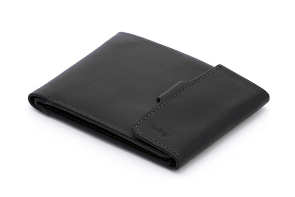 BELLROY-Coin Fold Wallet Hi-Wallet-WCFB BLK-THE UNIT STORE