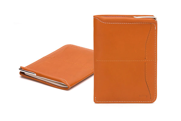 Passport Sleeve_Tan_BELLROY_Travel Wallet_THE UNIT STORE