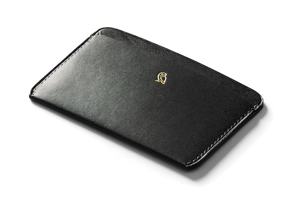 BELLROY-Card Slip Designer's Edition-Wallet-XCSA BLK-THE UNIT STORE
