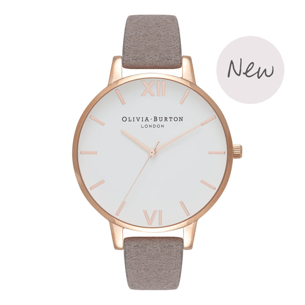 OLIVIA BURTON-Eco Friendly Eco Friendly Lilac & Rose Gold-Watch-OB16VE09-THE UNIT STORE