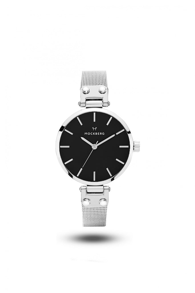 Mockberg-Elise Petite Noir-Watch-MO404-THE UNIT STORE