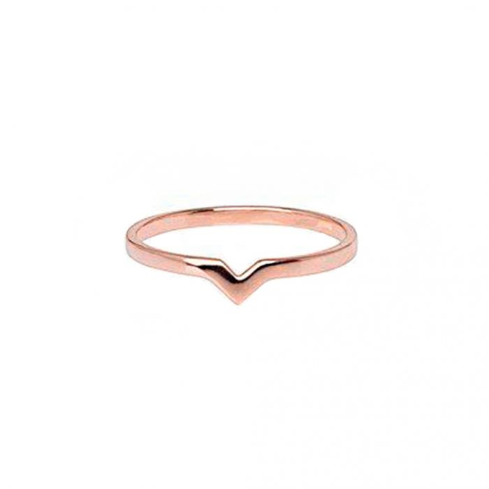 Maria Black-Hero Ring Rose-Jewellery-500116 50-THE UNIT STORE