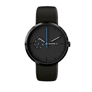 ESSENTIAL DARK HOURS Case BLACK Dial