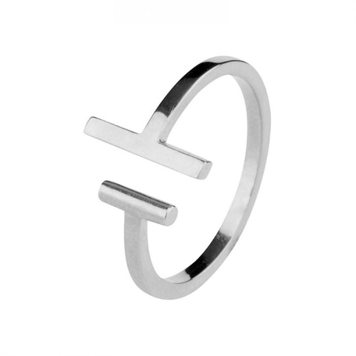 Maria Black-Kyla Ring Silver-Jewellery-THE UNIT STORE