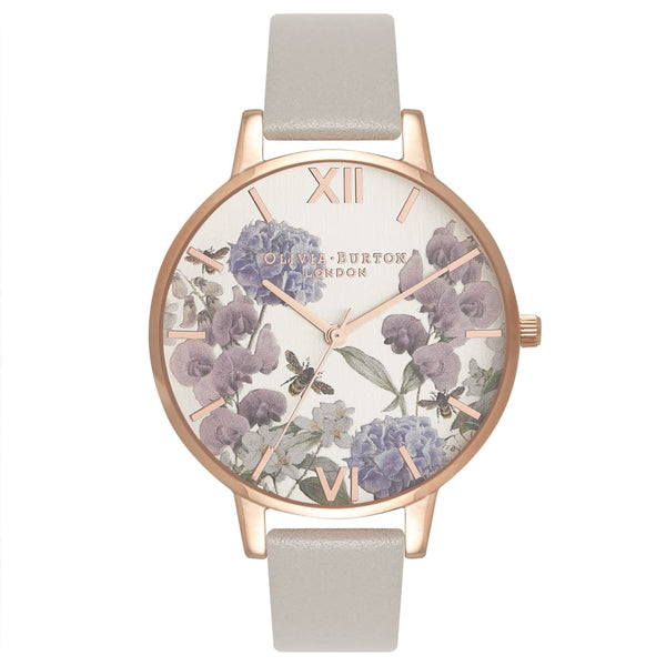 OLIVIA BURTON-Parlour Grey & Rose Gold-Watch-OB16PL30-THE UNIT STORE