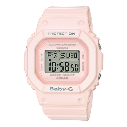Baby-G Standard Digital / Pink / Pink Resin