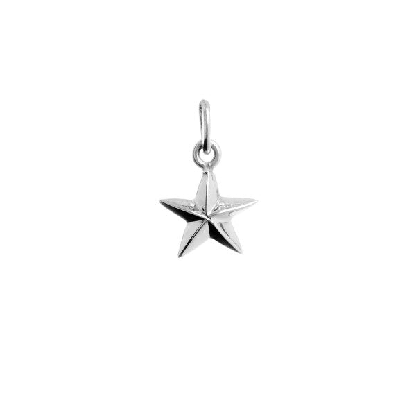 Blue Billie-Pendant Star Silver-Jewellery-BB2-3-01-THE UNIT STORE