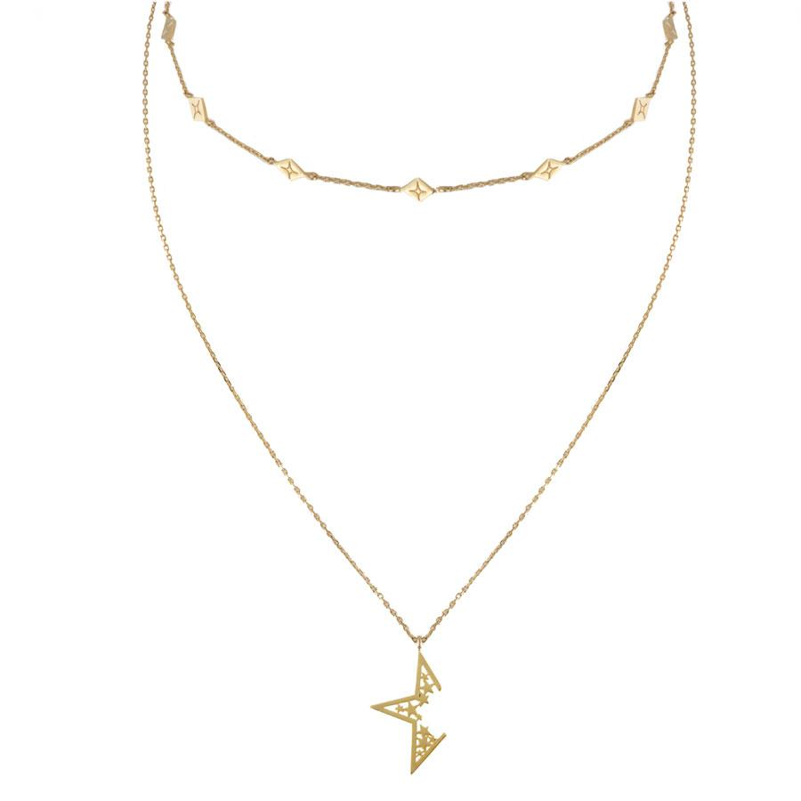 Wanderlust + Co-Nova Gold Necklace-Jewellery-W-N573G-THE UNIT STORE