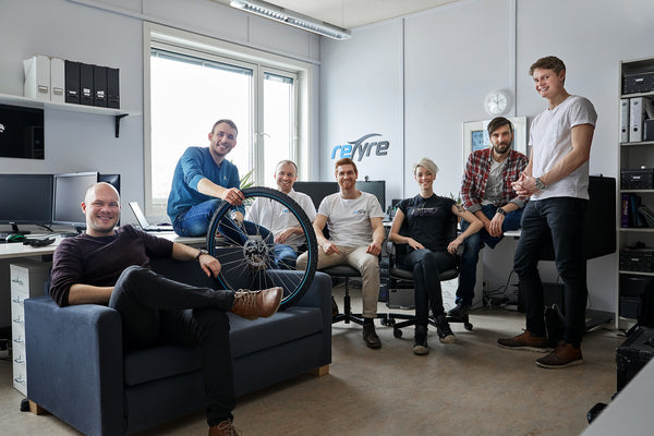 reTyre is looking for investors to grow the company