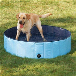 Splash About Heavy Duty Dog Pool - Dawn's Doggy Duds