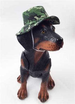 Camo Hat - Dawn's Doggy Duds