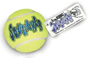 Air Kong® Squeaker Tennis Ball Dog Toy