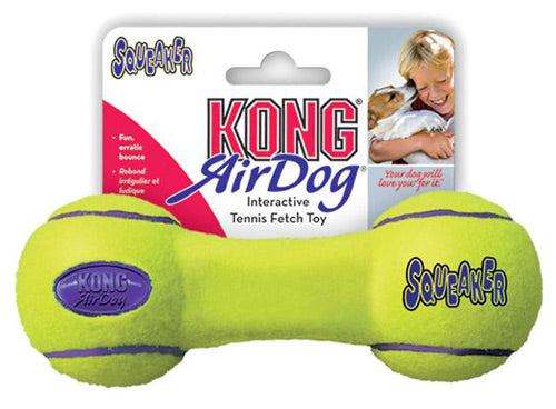 Air Kong® Squeaker Dumbbell Dog Toy