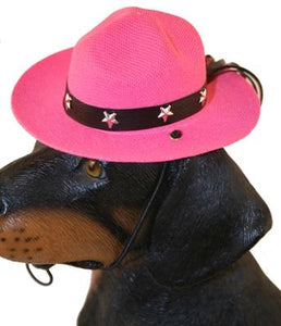 Drill Sergeant Hat - Dawn's Doggy Duds