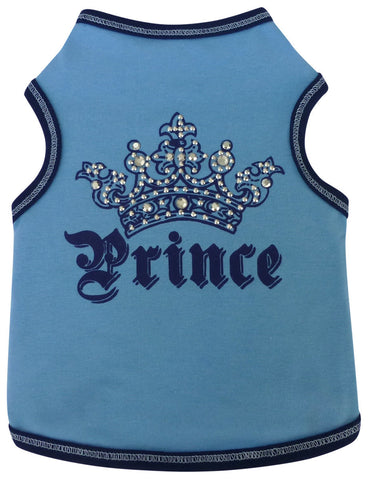 Crown Prince Tank Lt. Blue