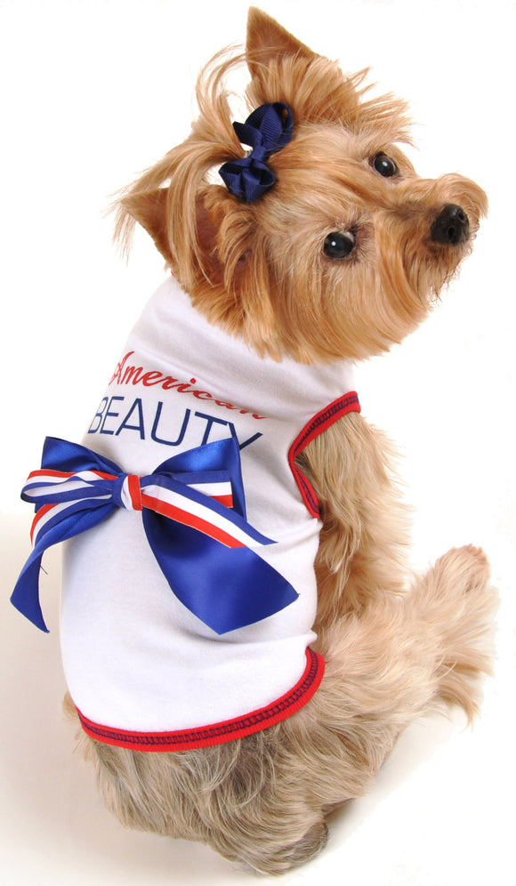 American Beauty Tank - Dawn's Doggy Duds