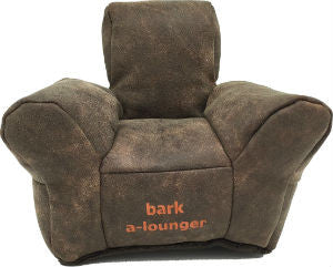Vintage Bark-A-Lounger Chair Dog To