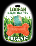 Hip Doggie Loofah 3 Pack Playtime Set (Small) - Dawn's Doggy Duds
