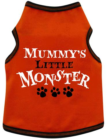 Mummy's Little Monster Tank
