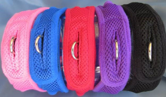 Vel*Pro Mesh ChokeFree Shoulder Dog Collar