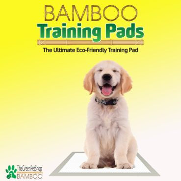 Bamboo Training Pads 50 Pack - Dawn's Doggy Duds