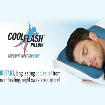 Cool Flash Pad Pillow