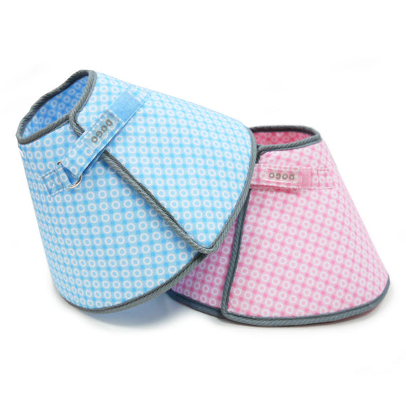 GET BETTER Soft E-Collar Dots - Dawn's Doggy Duds