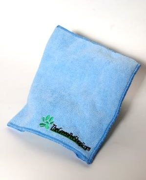 The Green Pet Shop Rub-A-Dog Towel and Mitt Set