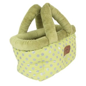 Chic Basket Bed - Dawn's Doggy Duds