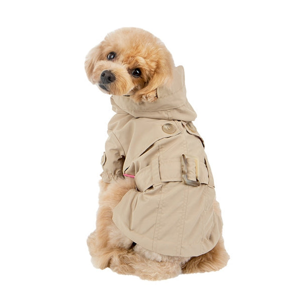 Claris Trench Coat - Dawn's Doggy Duds