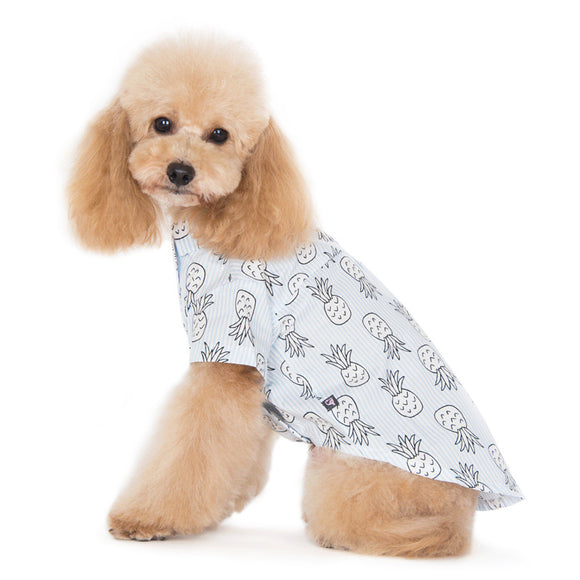 Pineapple Shirt - Dawn's Doggy Duds