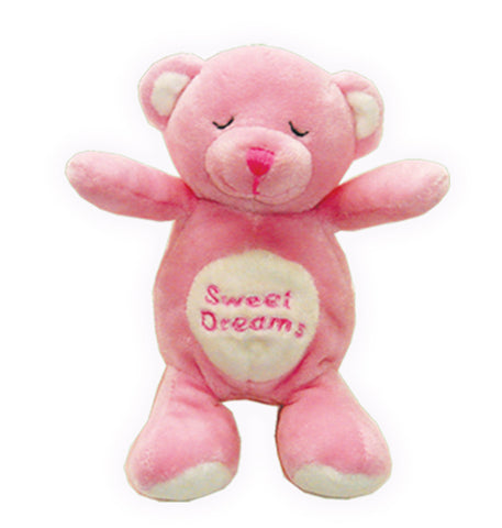 Hip Doggie Snoring Bear Toy - Dawn's Doggy Duds