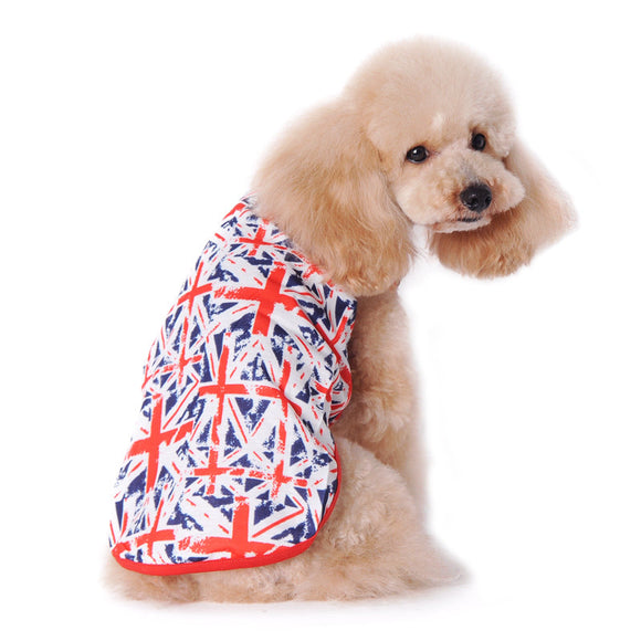 PuppyPAWer Union Jack - Dawn's Doggy Duds