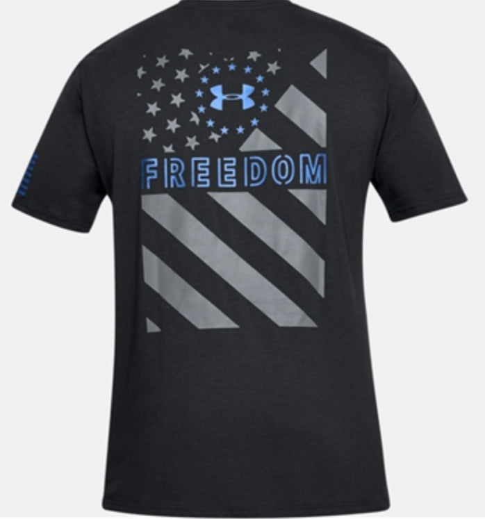 Under Armour Freedom Flag Express T-Shirt
