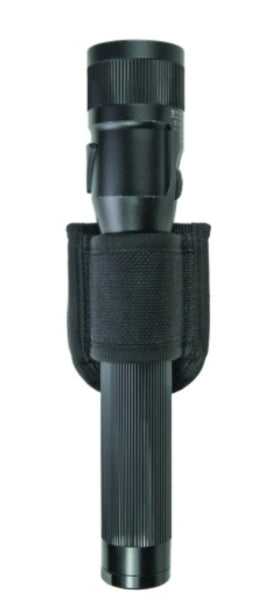 Ballistic Open Bottom/Top Flashlight Holder