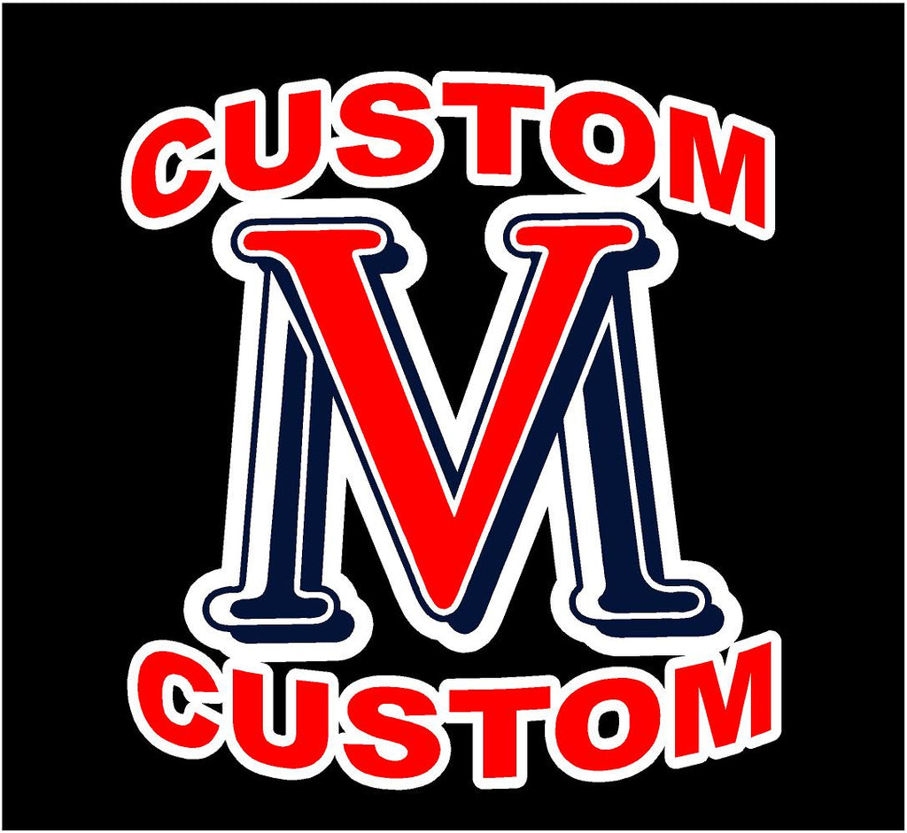VMHS Decal- CUSTOM WORDING