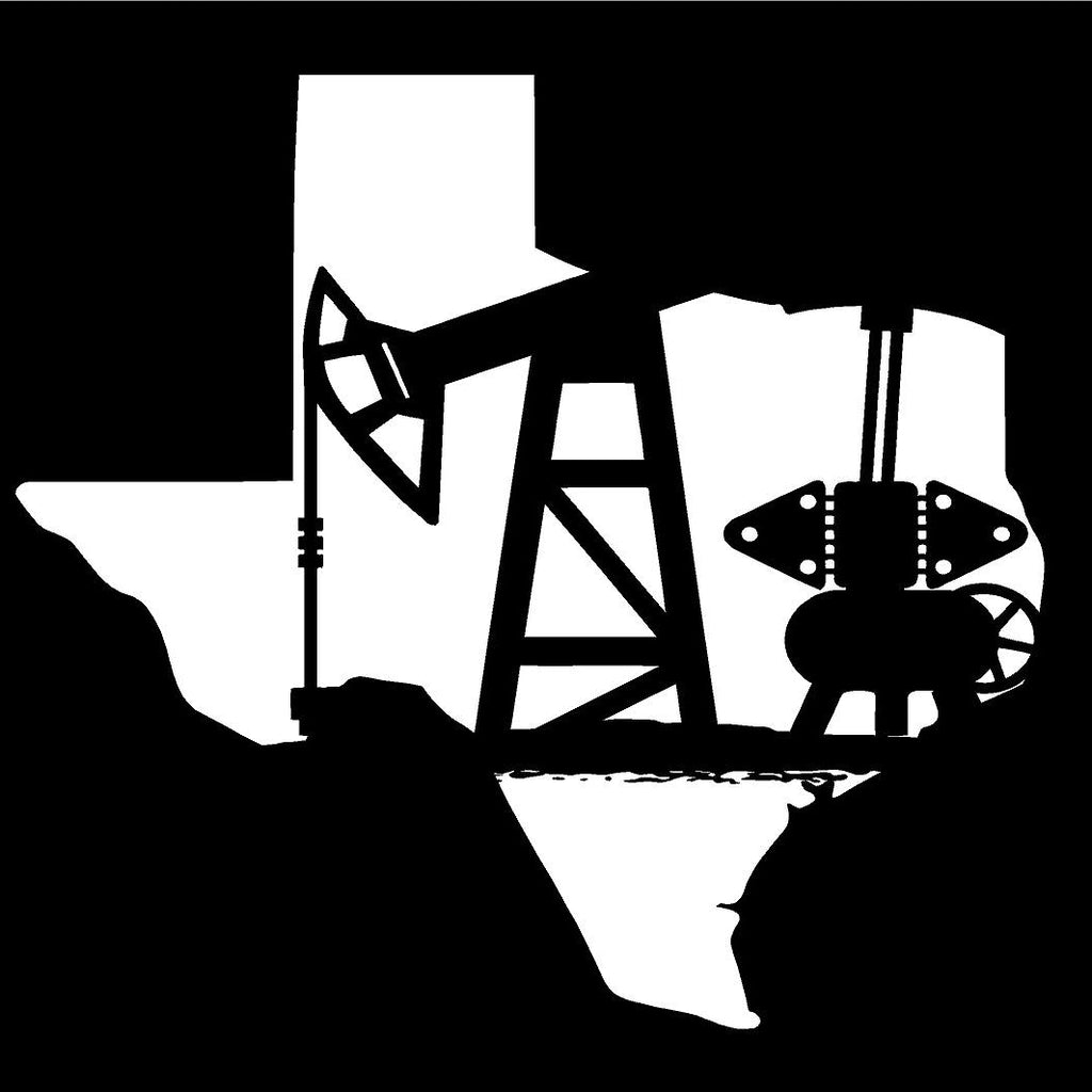 Oilfield Decal **FREE SHIPPING**