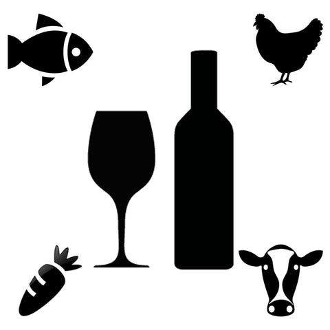 Food Pairings: Because <b>wine</b> is the most important part of any meal.