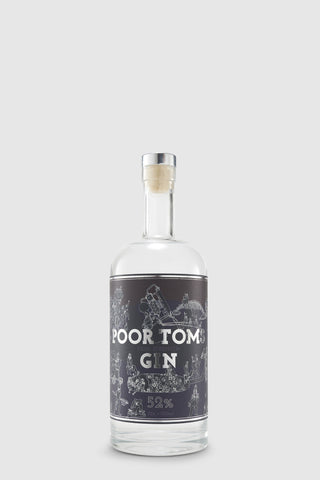 Poor Toms Gin Poor Toms Fool's Strength Gin Spirit