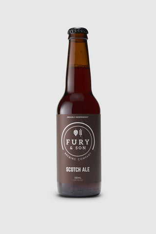 Fury and Son Fury & Son Scotch Ale Beer