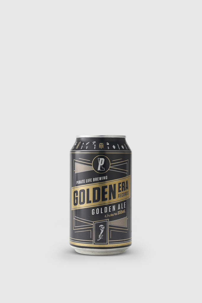 Pirate Life Golden Ale