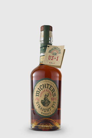 Michters Whiskey Michter's Small Batch Straight Rye Whiskey Spirit