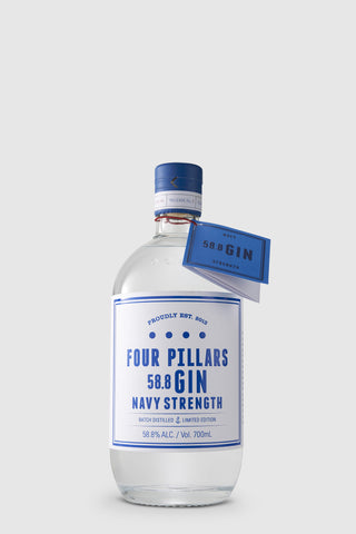 Four Pillars Gin Four Pillars Navy Strength Gin Spirit